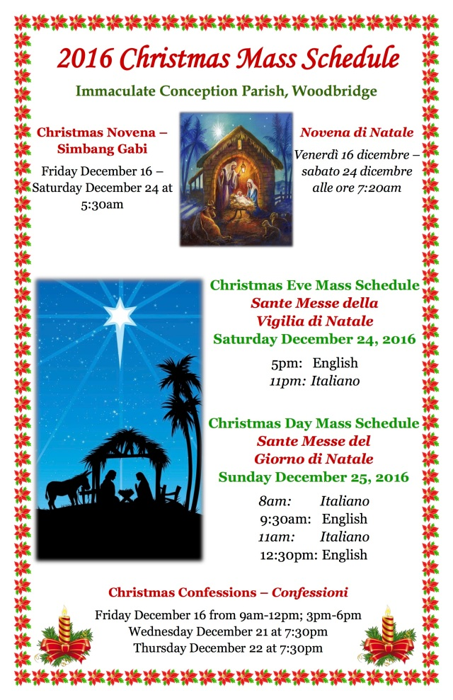 2016-christmas-mass-schedule